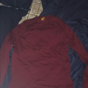 Men's Polo Long Sleeve
